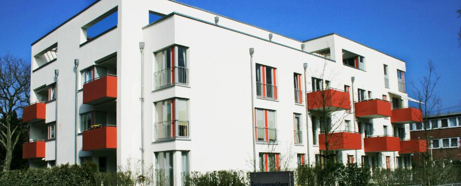 Msd Service Wohnungen Für Senioren In Hamburg